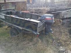 Воронеж. Год: 2012 год, двигатель подвесной, 40,00л.с., бензин
