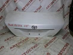 Крышка багажника Toyota Markii [4545]