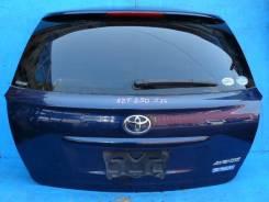 Дверь багажника Toyota Avensis, задняя