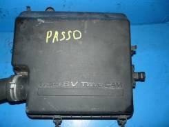 Корпус воздушного фильтра Toyota Passo, K3VE
