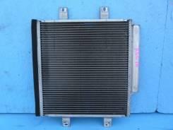 Радиатор кондиционера, передний Toyota Passo, 1KRFE