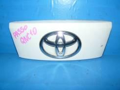 Эмблема Toyota Passo, K3VE