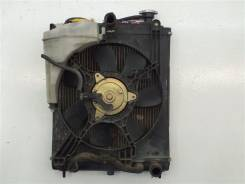 Радиатор ДВС Subaru R2, передний