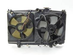 Радиатор ДВС, передний