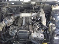 Двигатель в сборе. Toyota Cresta, GX81 Двигатель 1GFE