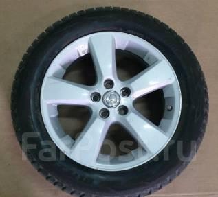 Продам зимнию резину Bridgestone Blizzak DM-V2 235/55R18. 7.0x18