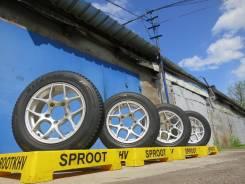 Bridgestone. 6.0x16, 5x139.70, ET20, ЦО 110,0мм.