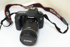 Canon EOS 60D Kit. 15 - 19.9 Мп, зум: 7х