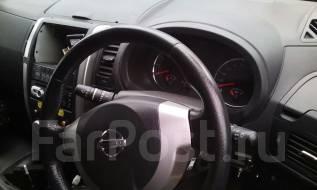 Руль. Nissan X-Trail, NT31, TNT31 Двигатель QR25