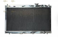 Радиатор охлаждения двигателя. Honda Integra, E-DB7, E-DB8, DC2, E-DC2 Honda Civic Двигатели: B18B3, B18B1