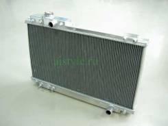 Радиатор охлаждения двигателя. Toyota: Cresta, Supra, Aristo, Mark II, Soarer Двигатели: MTEU, 2JZGE, 2JZGTE