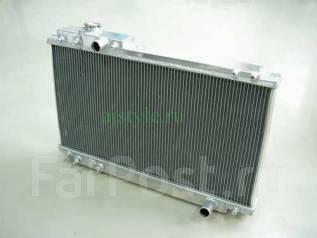 Радиатор охлаждения двигателя. Toyota: Cresta, Mark II, Aristo, Soarer, Supra Двигатели: 2JZGE, MTEU, 2JZGTE