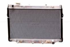 Радиатор охлаждения двигателя. Toyota Land Cruiser, HDJ80, HDJ81, HZJ80, HZJ81 Двигатели: 1HZ, 1HDT, 1HDFT