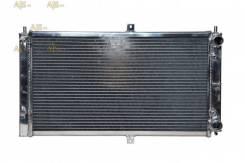 Радиатор охлаждения двигателя. Лада 2112