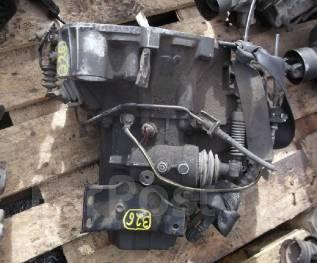 Механическая коробка переключения передач. Toyota Vista, SV40 Двигатели: 4SFI, 4SFE
