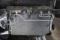 Радиатор охлаждения двигателя. Nissan Navara, D23 Двигатель YD25DDTI