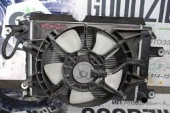 Радиатор охлаждения двигателя. Daihatsu Hijet Truck, S211P Двигатель KFVE