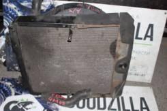 Радиатор охлаждения двигателя. Mitsubishi Canter, FB50 Двигатель 4M40