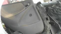 Обшивка двери. Toyota Platz, SCP11, NCP12, NCP16 Двигатели: 1NZFE, 1SZFE, 2NZFE