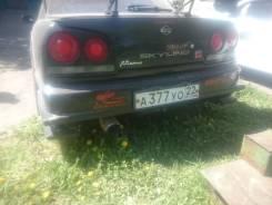 Обвес кузова аэродинамический. Nissan Skyline