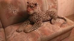 Продам большого мягкого леопарда