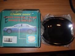 Накладка на ручки дверей. Toyota Camry