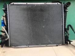 Радиатор охлаждения двигателя. Jaguar S-type