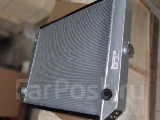 Радиатор охлаждения двигателя. Caterpillar 330D L