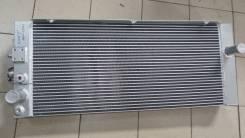 Радиатор охлаждения двигателя. Hyundai R210NLC-7 Hyundai R200W-7 Hyundai R210LC-7