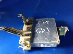 Блок управления двс. Honda Fit, GD1 Двигатель L13A