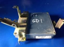 Блок управления двс. Honda Fit, LA-GD1 Двигатель L13A