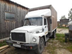 ГАЗ 3309. Грузовик , 4 750 куб. см., 4 000 кг.