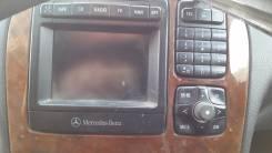 Дисплей. Mercedes-Benz S-Class, W220