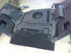 Обшивка багажника. Honda Airwave, GJ2, DBA-GJ2, DBAGJ2