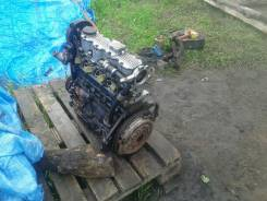 Двигатель в сборе. Daewoo Espero