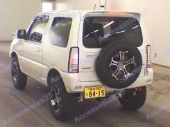 Спойлер. Suzuki Jimny, JB43, JB23W, JB33W, JB43W Suzuki Jimny Sierra, JB43W Suzuki Jimny Wide, JB33W, JB43W