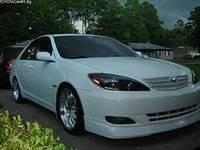 Обвес кузова аэродинамический. Toyota Camry. Под заказ