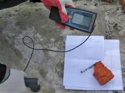 Обследование бетонных конструкций