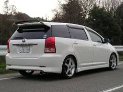Спойлер. Toyota Wish, ANE10, ANE11, ZNE10, ZNE14, ANE11W, ZNE14G, ZNE10G, ANE10G