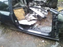 Порог пластиковый. Opel Astra