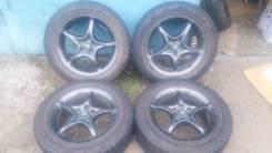 Диски Toyota Celica TRD Sports M. 6.5x16, 5x100.00, ET39, ЦО 54,1мм.