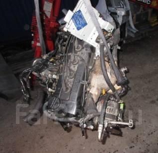 Двигатель. Nissan March, AK11 Двигатель CGA3DE