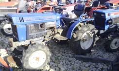 Iseki. Японский трактор TX1410F, 700 куб. см.