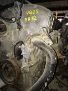 Двигатель в сборе. Nissan Cefiro, PA32 Двигатель VQ25DE