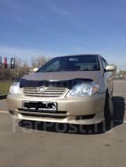 Toyota Allex. NZE121, 1NZ FE