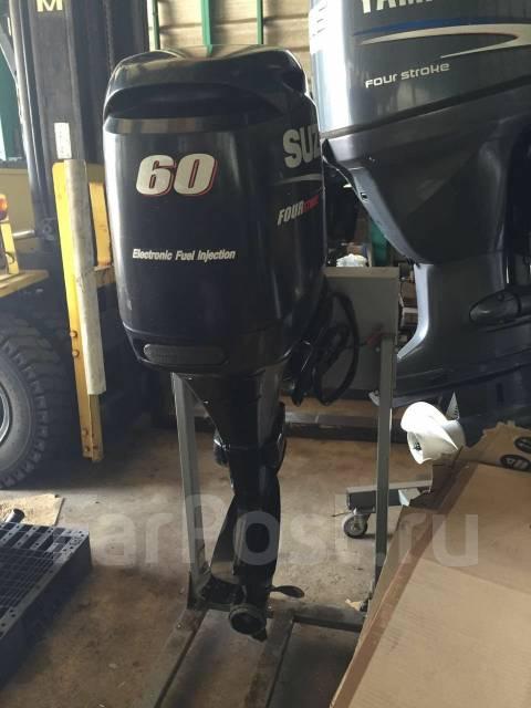 Лодочный мотор сузуки 60