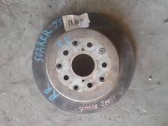 Диск тормозной. Toyota Soarer, JZZ31