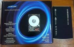 Внешние жесткие диски. 80 Гб