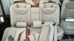 Обшивка крышки багажника. Lexus LS430