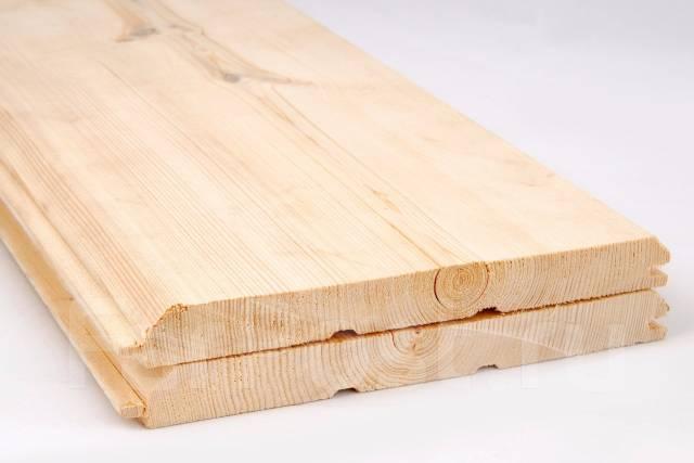 Имитация Бруса - Пиломатериалы, изделия из дерева во Владивостоке